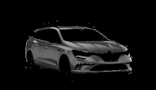 Цвета кузова Megane Estate GT